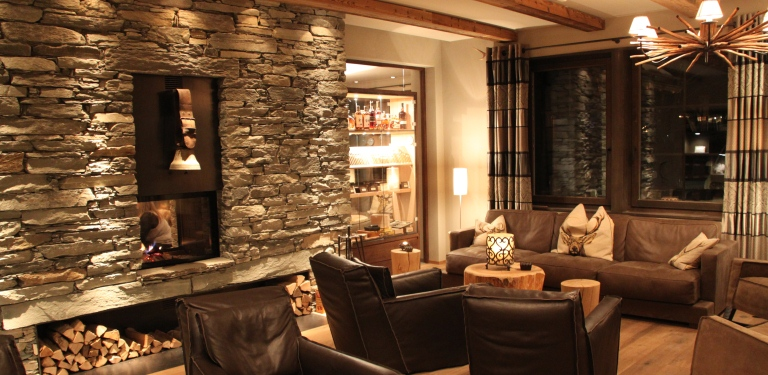 Hotel La Val Zigarren Lounge